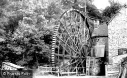 Waterwheel 1892, Ironbridge