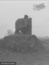 Auchenharvie Castle 1958, Irvine