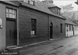 Burns's Lodging 1958, Irvine
