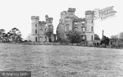 Eglinton Castle 1958, Irvine
