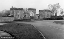 Eglinton Castle Entrance 1958, Irvine
