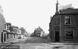 Montgomery Street 1904, Irvine