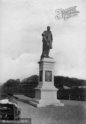 Robert Burns Monument 1904, Irvine