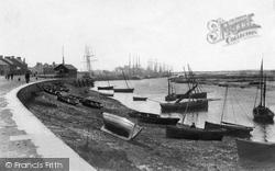 The Harbour 1904, Irvine