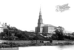 The Parish Church 1904, Irvine