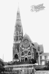 Trinity Church 1904, Irvine