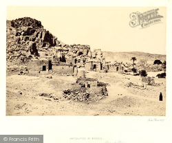 Island Of Bigeh, Antiquities 1857