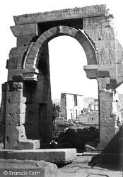 Island Of Bigeh, Roman Arch 1860
