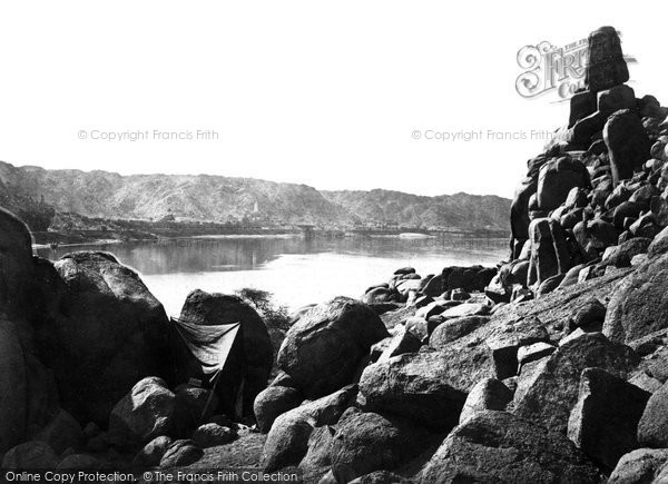 Photo of Island Of Bigeh, View Looking South 1860