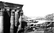 Example photo of Island of Philae