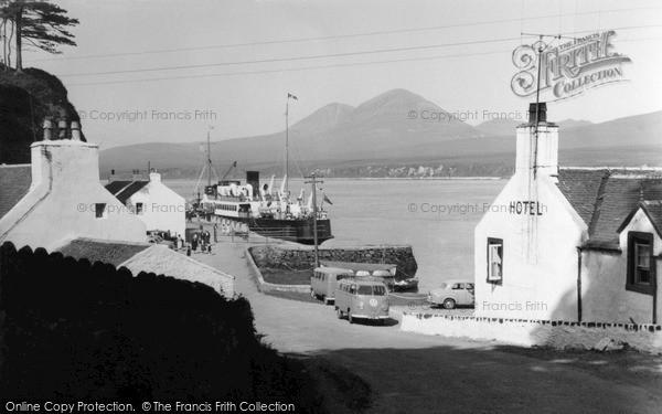 Islay, Port Askaig c1960