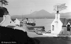Port Askaig c.1960, Islay