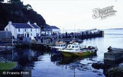 Port Askaig Harbour c.1995, Islay