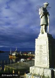 War Memorial, Port Ellen c.1995, Islay