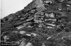 Isle Of Colonsay, Dun Eibhinn, Outer Wall 1955