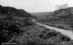 Isle Of Colonsay, South Of Scalasaig c.1950