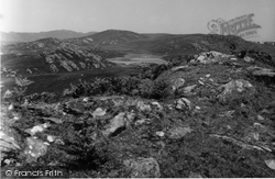 Isle Of Colonsay, View From Dun Cholla 1955