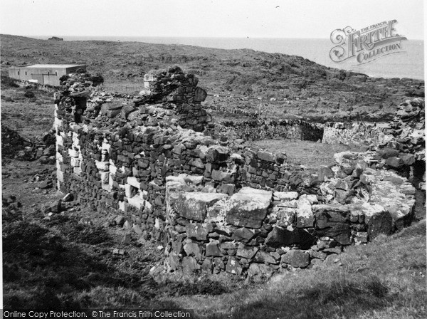 Photo of Isle Of May, Priory Building 1959