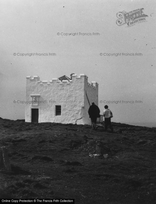 Photo of Isle Of May, The Old Lighthouse 1959