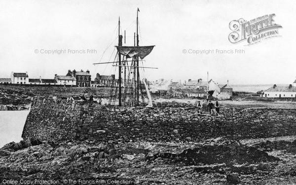Photo of Isle Of Whithorn, c.1870