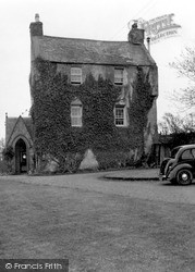 Isle Of Whithorn, Castle c.1958