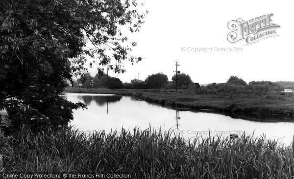 Islip, the River c1955
