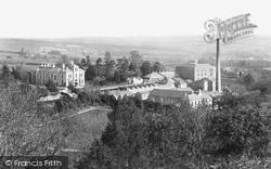 Allen's Paper Mills 1890, Ivybridge