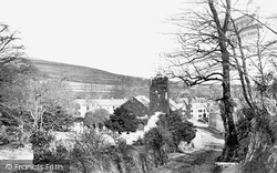 Church c.1876, Ivybridge
