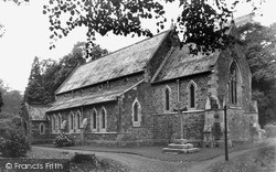 Church Of St John The Evangelist c.1960, Ivybridge