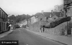Exeter Road c.1950, Ivybridge