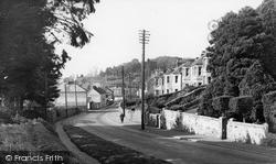 Exeter Road c.1955, Ivybridge