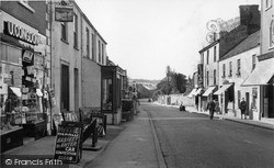 Fore Street c.1955, Ivybridge