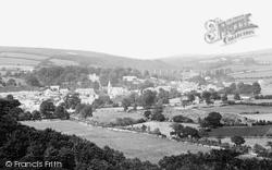 General View 1890, Ivybridge