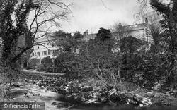 Mallet's Hotel c.1876, Ivybridge