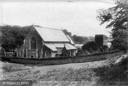 Old And New Churches 1903, Ivybridge