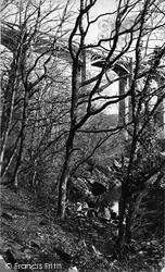 The Viaduct c.1876, Ivybridge