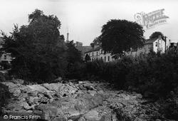 View From The Bridge c.1950, Ivybridge