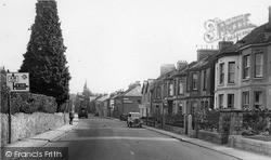 Western Road c.1955, Ivybridge