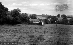 General View 1958, Jacobstow