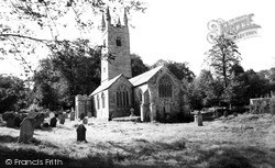 St James Church 1958, Jacobstow