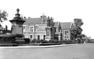 Jarrow, Clayton Street c1955