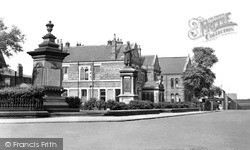 Jarrow, Clayton Street c.1955
