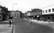 Jarrow, Ellison Street c1965