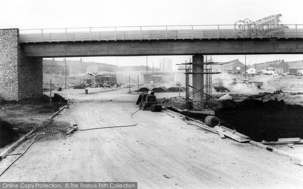 Jarrow, Tyne Tunnel c1965