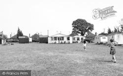 Jaywick, Chester Chalets c.1955