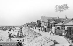 Jaywick, The Promenade c.1955