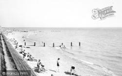 Jaywick, The Promenade c.1965