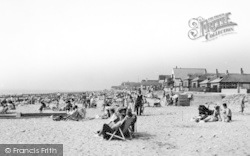 Jaywick, The Sands c.1955