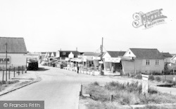 Jaywick, The Shopping Centre c.1965