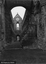 Abbey 1948, Jedburgh